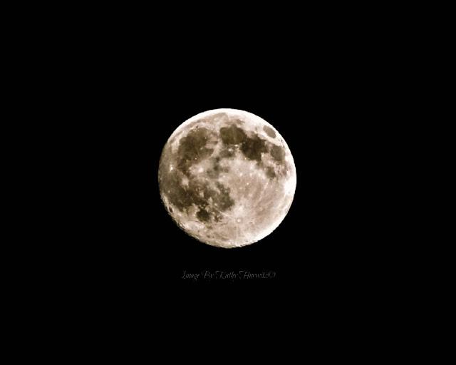 First Mooning